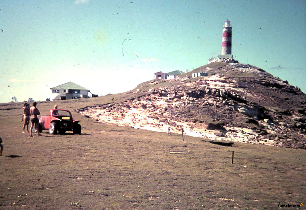 Picture of / about 'Moreton Island (Gnoorganbin)' Queensland - Moreton Island (Gnoorganbin) -1976