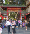 Picture relating to Sydney - titled 'Sydney  China Town /Haymarket'