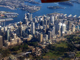 The City of SYDNEY - Hyde Park & Domain & St Mary's Catherial