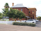 Picture relating to Werris Creek - titled 'Werris Creek station building & Railway Museum'