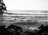 Picture relating to Red Hill - titled 'View from Red Hill over Collins Park, Manuka and Kingston toward Duntroon.'