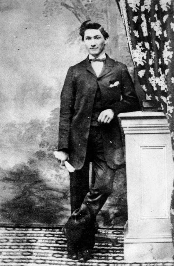 Picture of / about 'Brisbane' Queensland - Portrait of Thomas Mathewson