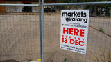 Picture relating to Giralang - titled 'Giralang Markets'