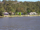 Picture relating to Woronora - titled 'Woronora River at Woronora 14'
