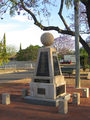 Picture relating to Helidon - titled 'Helidon - WW2 memorial'