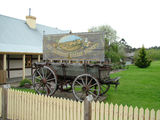 Picture relating to Hahndorf - titled 'Old Hahndorf Village Market Cart'