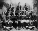 Picture relating to Maryborough - titled 'Junior Native Football Club in the Maryborough Rugby League, Premiers 1910'