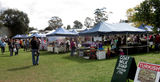 Picture of / about 'Cobbitty' New South Wales - Cobbitty Village Markets In Cobbitty School grounds.