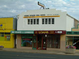 Picture relating to Cooma - titled 'Cooma main street'