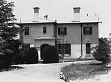 Picture relating to Duntroon - titled 'House at Royal Military College, Duntroon.'
