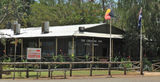 Picture relating to Fitzroy Crossing - titled 'FitzroyRiver Crossing Inn'