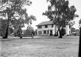 Picture relating to Canberra - titled 'Canberra House, Acton.'