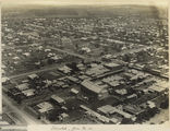 Picture relating to Warwick - titled 'Aerial photograph of Warwick, Queensland, 1929'