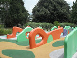 Picture relating to Muswellbrook - titled 'Imaginative playground'