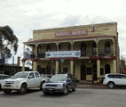 Picture relating to Goulburn - titled 'Royal Hotel Bungendore '