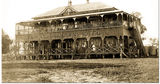 Picture relating to Sellheim - titled 'Fanning's Day Dawn Hotel, Sellheim Queensland'