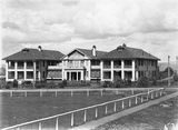 Picture relating to Forrest - titled 'Hotel Wellington, National Circuit, Forrest.'