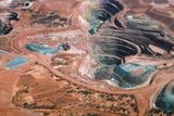 Picture relating to Gidgee Mine - titled 'Gidgee Mine - aerial view 1'