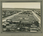 Picture relating to Mackay - titled 'Aerial view of Mackay including the park and bandstand'
