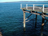 Picture relating to Merimbula - titled 'Merimbula Ocean Jetty'