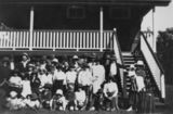 Picture relating to Eidsvold - titled 'Opening of the Nogo River Junction State School, Eidsvold, 1927'