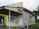 Picture relating to Kilcoy - titled 'Kilcoy old shop'