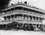 Picture relating to Toowong - titled 'Regatta Hotel Toowong, Brisbane, Queensland, ca. 1940'