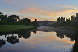 Picture relating to Bombala - titled 'Bombala sunrise'
