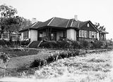 Picture relating to Red Hill - titled ''Redlands' - Home of Martin and Ruby Boniwell 26 Mugga Way, Red Hill.'