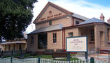 Picture relating to Kiama - titled 'Kiama's Historic Court House'