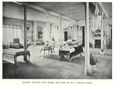 Picture of / about 'Goodna' Queensland - Interior of the women's ward of the Goodna Hospital for the Insane, ca. 1913