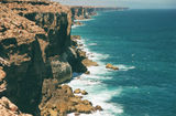 Picture relating to Nullarbor National Park - titled 'Nullarbor National Park'