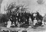 Picture relating to Boulia - titled 'Picnic on the Willis River near Boulia, 1898'