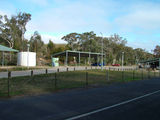 Picture relating to Hume Highway - titled 'Hume Highway Mundoonen Rest Stop Northbound'