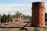 Picture relating to Wangaratta - titled 'Wangaratta Station'