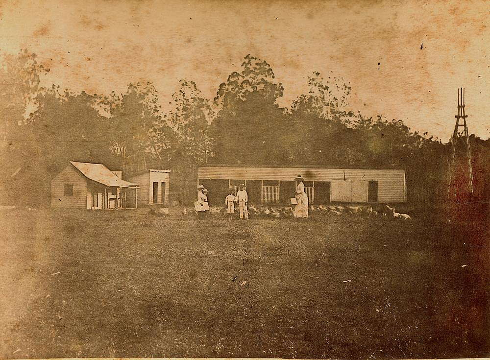 Picture of / about 'Mackay' Queensland - Outbuildings at The Hollow