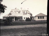 Picture relating to Yarralumla - titled 'Yarralumla House northern side facing Molonglo River'