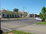 Picture relating to Echuca - titled 'Echuca Main Street'
