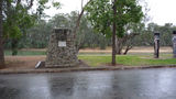 Picture relating to Swan Hill - titled 'Major Mitchell Memorial'