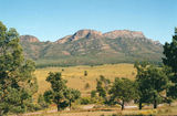 Picture relating to Wilpena Pound Range - titled 'Wilpena Pound Range'