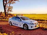 Picture of / about 'West Wyalong' New South Wales - Griffith Highway Patrol