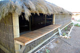 Rainbow Yurunga Shade House reconstruction 5 Servery and completed building