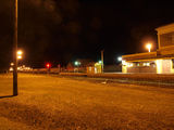 Picture relating to Werris Creek - titled 'Werris Creek station at night (1)'