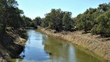 Picture relating to Wilcannia - titled 'Darling River Wilcannia'