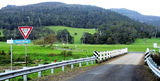 Picture relating to Gunns Plains - titled 'Bridge over the Leven River Gunns Plains '