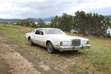 Picture relating to Dover - titled 'Cars 1973 Lincoln Continental Mark 1v Car Tasmania'
