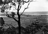 Picture relating to Red Hill - titled 'View from Red Hill towards Kingston, Mt. Pleasant and Duntroon.'
