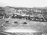 Picture relating to Duntroon - titled 'Ariel View. Royal Military College, Duntroon, looking east.'
