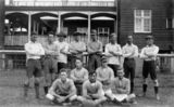 Picture relating to Babinda - titled 'Blues Rugby League Team from Babinda, North Queensland, ca. 1924'