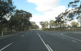 Picture relating to Captains Flat Road - titled 'Captains Flat Road'